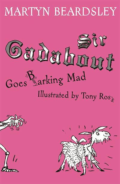 Gadabout - Martyn Beardsley, TLC Reader