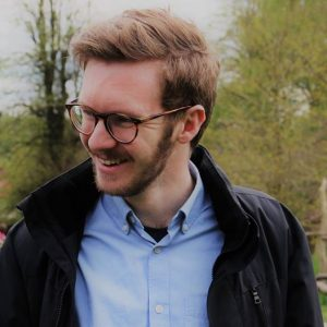 Joe Sedgwick – Editorial Services Manager, The Literary Consultancy