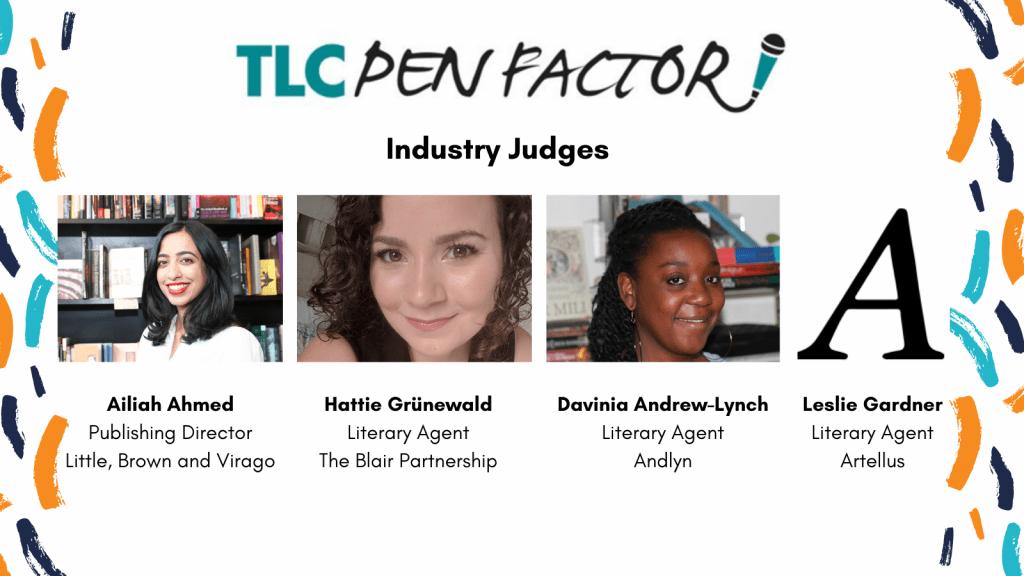 TLC Pen Factor Judges